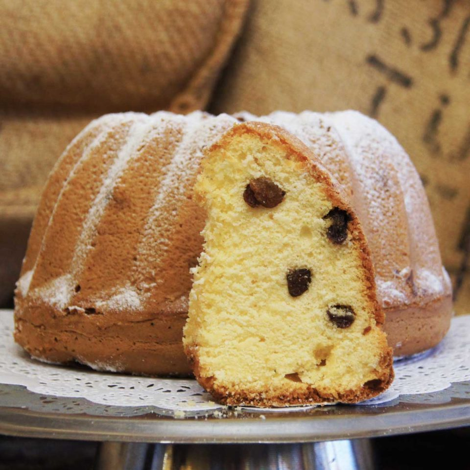 Tulband cake Wiener Konditorei Den Haag